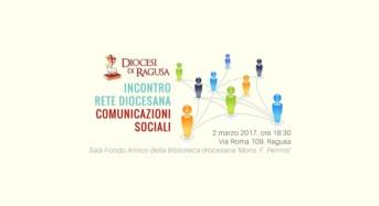 Diocesi di Ragusa, incontro della Rete delle Comunicazioni Sociali
