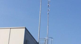 Concordia sulla Secchia (Mo).  Attivato un Radioripetitore per Protezione Civile e Polizia Municipale.