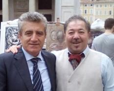 Omaggio a Frida l'8 e 9 aprile a Roma a cura di Amedeo Fusco e Rosario Sprovieri