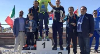 Sesto granfondo del Golfo: Baldassare Barbera della A.S.D. Fiamma si aggiudica la quinta tappa del Grand Tour Sicilia 2017