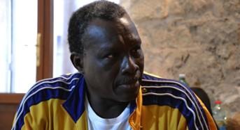 Mamadou Dioume a Comiso per International Theatre Centre