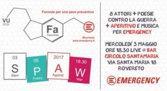 """A Rovereto gli studenti universitari vanno """"Fuori Aula"""", per una pace preventiva"""