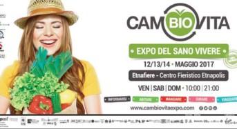 Cambiovita-Expo del Sano Vivere: Presentate le novità del Salone