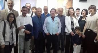 Amedeo Fusco ha inaugurato Collettiva IV a Ragusa