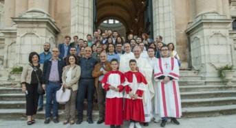 Ieri sera al duomo di Ragusa Ibla uno dei momenti più emozionanti che caratterizzano i solenni festeggiamenti in onore di San Giorgio