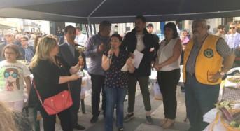 """Riuscita la """"dolce"""" iniziativa di solidarietà promossa domenica scorsa a Marina di Ragusa dal Lions Club Valli Barocche"""