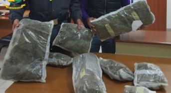Operazione antidroga: Arrestato al porto di Pozzallo polacco con otto chili di sostanza stupefacente