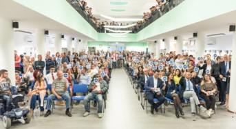 """Schembari si presenta alla città: """"Puntiamo sui giovani"""""""