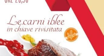Le carni iblee in chiave rivisitata e gluten free