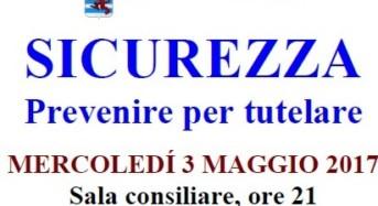 Concordia sulla Secchia (Mo). Assemblea pubblica con i Carabinieri sulla prevenzione dei reati.