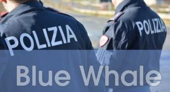 """Pachino. La Polizia di Stato salva un giovane caduto nella rete di """"blue whale"""""""