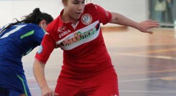 Vittoria Sporting Futsal: Veronica Calendi convocata in Nazionale