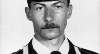 Carabiniere Antonino Civinini: Medaglia d'argento al valor militare