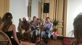 """A """"Monterosso Culture Week"""" presentato ieri pomeriggio il libro di Danilo Serra """"la meraviglia è quando tremi"""""""