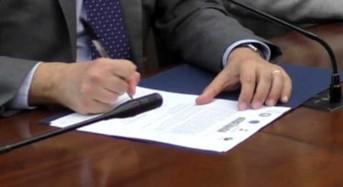 Agenzia delle entrate, Anci e Afel sottoscrivono un protocollo d'intesa