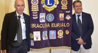 """100 anni di Lions con """"100 anni di salute!"""": Lions club Siracusa Eurialo, regione ed ASP  8 per la prevenzione sanitaria"""