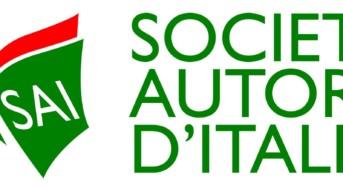 """Per una riforma culturale e morale d'Italia nasce """"SAI"""", Società Autori d'Italia"""
