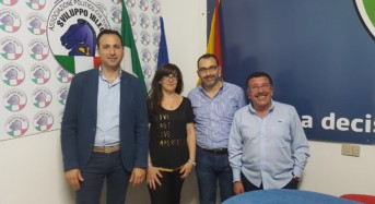 Vittoria. Incontro-Confronto fra il vicesindaco La Rosa ed i consiglieri Pino, Motta e Pelligra