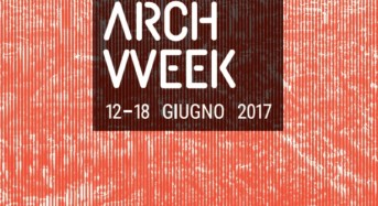Milano Arch Week: Gli appuntamenti del weekend