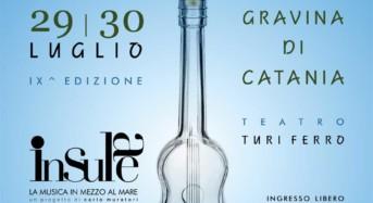 """Al via sabato prossimo 29 luglio il festival """"Insulae"""" con i cantori della tradizione siciliana"""