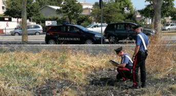 Crotone, Carabinieri arrestano piromane