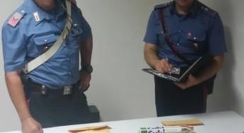 Spaccio di sostanze stupefacenti, i Carabinieri effettuano tre arresti