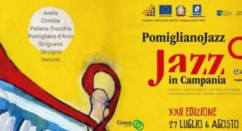 Pomigliano jazz in Campania