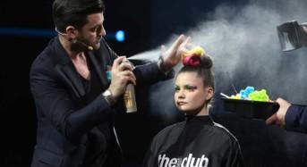 Toni Pellegrino a Taomoda: hairstyle sul palco del Teatro Greco
