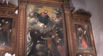 Ragusa Ibla, riapre la Chiesa di Sant'Agata. Guarda il video