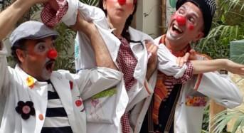 """Tesi di Laurea, i clown dottori di """"Ci ridiamo Sù"""" Ragusa attori d'eccezione"""