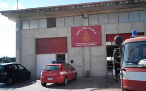 """Santa Croce Camerina, """"Addio"""" ai vigili del fuoco"""