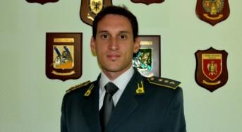 GDF, il Cap. Marco Burcheri è il nuovo comandante della Compagnia di Riposto
