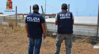 Scoglitti, la polizia arresta due piromani. Appiccavano incendi per gioco. (GUARDA IL VIDEO)