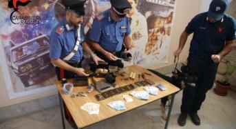 Tre arresti per spaccio nel ragusano
