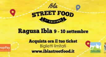 """""""Ibla Street Food"""", il cibo da strada protagonista nel quartiere barocco di Ragusa"""