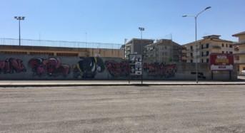 """Ragusa in Movimento: """"Graffiti sui muri di via della Costituzione, belli ma incompleti"""""""