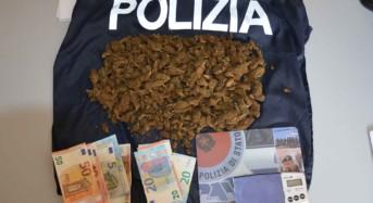 Vittoria, la Polizia sequestra mezzo chilo di marijuana. Arrestati due algerini
