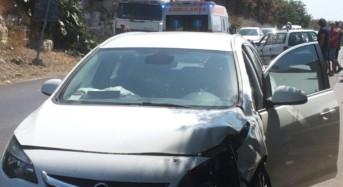 Incidente stradale sulla Modica-Mare. Automobilista in prognosi riservata
