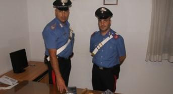 Carini. Fermato con 52 grammi di hashish, 27enne arrestato dai carabinieri