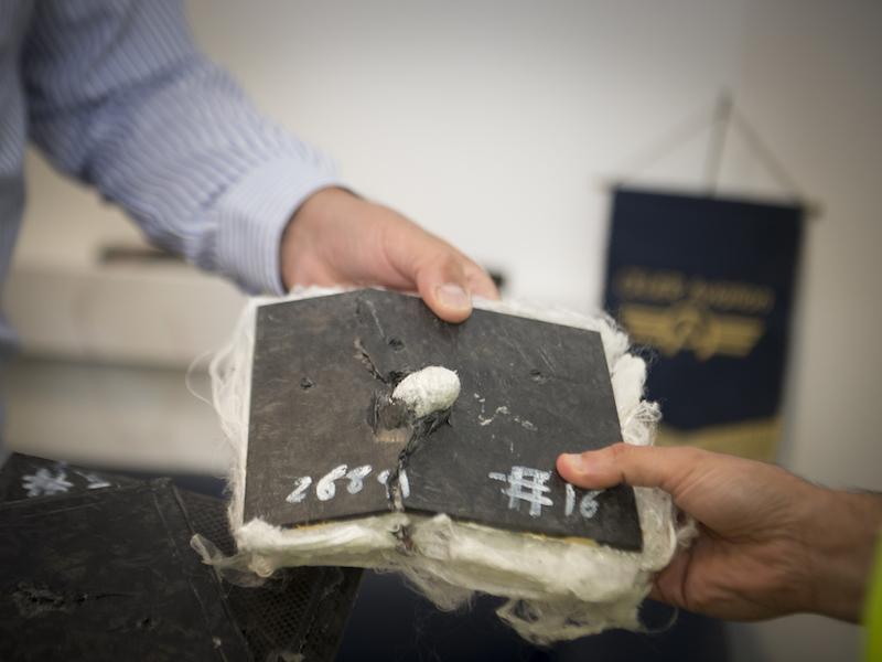 Invenzioni scoperto materiale forte come l 39 acciaio ma 5 for Malta materiale