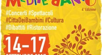 Palermo. FestAmbiente Mediterraneo: Da giovedì 14 a domenica 17 settembre ai Cantieri culturali alla Zis