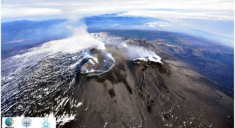 Etna: Nuova mappa topografica dell'area sommitale