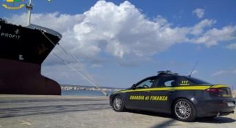 Controlli della GdF sul porto di Pozzallo: Denunciate 3 persone per truffa, evasione fiscale e riciclaggio