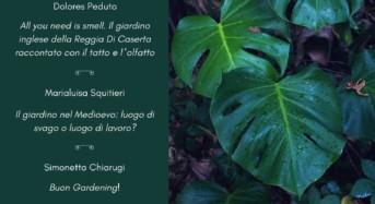 """Torna a Palazzo Tartaglione """"Giardino Amore Mio"""", incontro di promozione della cultura del verde: conferenze, arte e sensibilità green"""