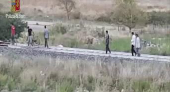 La polizia di stato lancia una campagna di sicurezza in ambito ferroviario rivolta ai migranti