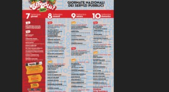 #EffePiù: A Palermo dal 7 al 10 settembre le giornate nazionali dei Servizi Pubblici