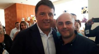 Comiso. Incontro con Matteo Renzi sui vigili del fuoco discontinui