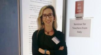 La teatina Alessia Argentieri ha rappresentato l'Abruzzo in Israele al seminario sulla ShoahLa teatina Alessia Argentieri ha rappresentato l'Abruzzo in Israele al seminario sulla Shoah