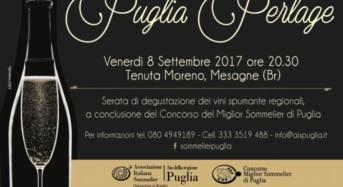 AIS Puglia Perlage, i vini spumanti pugliesi per celebrare il 1° titolo di Miglior Sommelier di Puglia