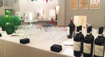 Milano. I vini Valle dell'Acate e la Pasticceria Di Pasquale incontrano il sapere artigianale e il design di Venini